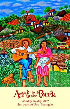 Nicaraguan art