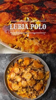 Persian Food Recipes, Lebanese Recipes, Indian Food Recipes, Ethnic Recipes, Iranian Cuisine, Iranian Food, Middle East Food, Middle Eastern Recipes, Rice