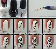 awesome 10 + Easy Acrylic Nail Art Tutorials For Beginners & Learners 2014