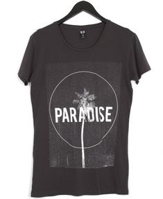 be5adc45f1197 Paradise T-Shirt Vintage Black Surf Outfit, Tomboy Fashion, Paradise,  Graphic Tees