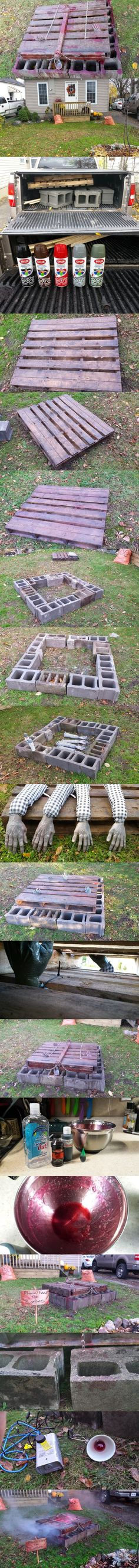 11. Zombie Pit