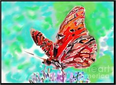 Butterfly Kisses by Sheludesigns