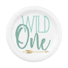Wild One | Blue | First Birthday Party Paper Plate #wild #one #firstbirthdayparty #wildone #tribal #boho #birthday #partysupplies #partyfavors #diy #customize #personalize Blue Birthday Parties, Wild One Birthday Party, Birthday Party Invitations, Birthday Ideas, Simple First Birthday, Boy First Birthday, Special Birthday, Happy Birthday, Custom Plates