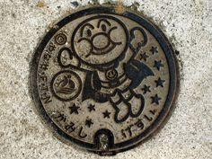 ADC STUDIO: 《 Japanese Manhole Cover 》