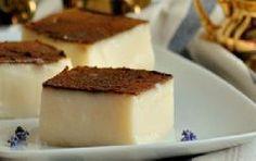 Mikrasiatiko in Greek Greek Sweets, Greek Desserts, Greek Recipes, Fun Desserts, Sweets Recipes, Cooking Recipes, Eat Greek, Middle Eastern Desserts, Greek Cooking