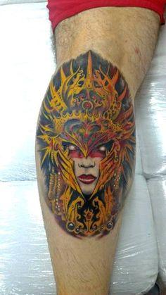 my own tattoo