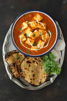 Paneer Makhani is a delicious, rich and creamy Indian curry recipe. Learn how to make restaurant style paneer butter masala in few simple steps. Indian Appetizers, Indian Snacks, Indian Food Recipes, Curry Recipes, Vegetarian Recipes, Cooking Recipes, Cheese Recipes, Rice Recipes, Cooking Tips
