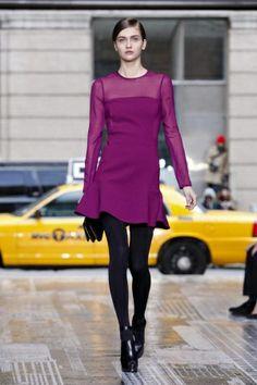 DKNY F/W 12.13 New York - the Fashion Spot