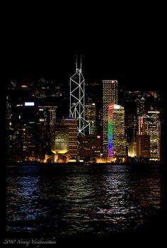 Bank of China Tower - Hong Kong