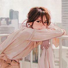 art and illustration image Art And Illustration, Character Illustration, Girl Illustrations, Cartoon Kunst, Cartoon Art, Anime Art Girl, Manga Art, Anime Girls, Art Sketches