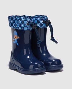 Botas de agua de Pocoyo