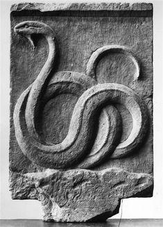 Zeus en serpent