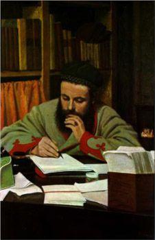 Proofreading/Editing Rates - Portrait of M. Diego Martelli by Federico Zandomeneghi.