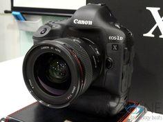 Digital SLR Cameras images | ... : Canon Singapore launches EOS-1D X professional digital SLR camera