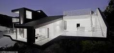 hillside house plan - Google Search