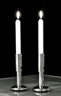 The Waingro Candlestick Holder is Tough and Classy #candles trendhunter.com