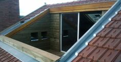 Loft Conversion - Roof Balcony Terrace