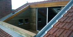 Loft Conversion - Roof Balcony Terrace
