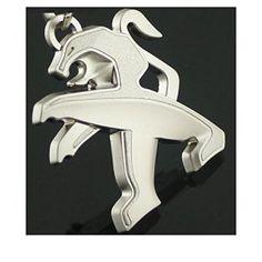 Porte clés logo Peugeot