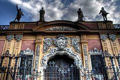 Los doce sevillanos ilustres del Palacio de San Telmo