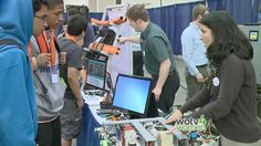 MiCareerQuest introduces high school students to hundreds of careers in high-demand fields.