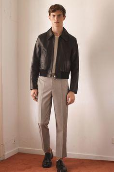 Sandro Spring 2018 Menswear Fashion Show Collection