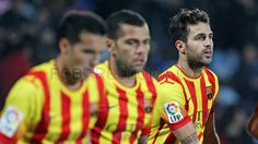 Getafe vrs FC Barcelona | FOTO: MIGUEL RUIZ - FCB Fc Barcelona, Sports, Tops, Fashion, Photo Galleries, Faces, Hs Sports, Moda, Fashion Styles