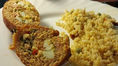 Fried Rice, Fries, Ethnic Recipes, Food, Bulgur, Essen, Meals, Nasi Goreng, Yemek