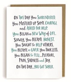 Image result for letter proud of you sponsor to sponsee sober
