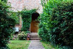 Interno Verde. a Ferrara