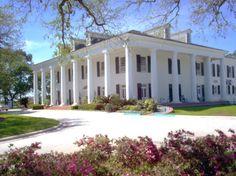 The Louisiana Governor's Mansion  1001 Capitol Access Road (LA-3045) in Baton Rouge, Louisiana 70802.  (225) 342-5855