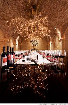 "Location: Napa Valley, USA; firm: Friedrich Gruber of Gutenstein Austria; description: ""This winery is run by Kathryn and Craig Hall – Kathryn is a former USA Ambassador to Austria and her husband Craig runs a successful investment business in Texas"""