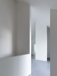 Interior of John Pawson's Baron House by photographer Jens Weber.