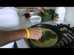 Egg White Omelette Recipe #breakfast #healthyfood #recipes