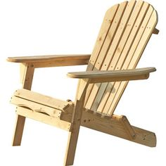 Creekvine Designs Cedar Furniture and Accessories Solid Wood Rocking Adirondack Chair Natural Outdoor Furniture, Clearance Outdoor Furniture, Cedar Furniture, Rustic Furniture, Balcony Furniture, Furniture Chairs, Deck Chairs, Outdoor Chairs, Ikea Chairs