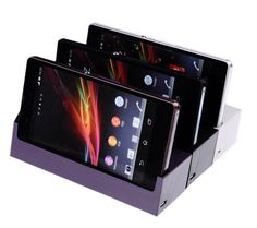 free shipping Magnetic Charging Dock Desktop Charger For Sony Xperia Z LT36h $9.95