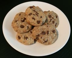 Coconut Chocolate Chip Cookies - Podcast Episode 29: Labels