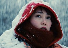 """""""It's just a regular normal movie,"""" a bewildered sheriff's deputy tells the heroine of Kumiko, the Treasure Hunter. He's trying to explain to Kumiko (Rinko Kikuchi) that the quest upon which she's set herself—to find the treasure that a bloodied, battered Steve Buscemi buries in Fargo—makes no sense, because Fargo..."""