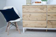 DIY Ikea Hack Dresser