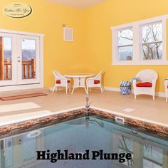 Highland Plunge is a gorgeous three bedroom, three bathroom cabin that will leave you breathless. Boasting luxurious amenities such as a large theater room, private indoor pool, and ample amount of space, you will never want to leave.