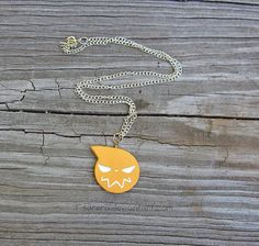 Soul Eater  Necklace Charm Anime Fanart Cospay by CreativeTsurera, $14.99
