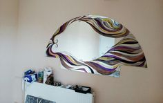 Mirror painting