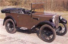Austin Seven, 1928 ✏✏✏✏✏✏✏✏✏✏✏✏✏✏✏✏ IDEE CADEAU / CUTE GIFT IDEA  ☞ http://gabyfeeriefr.tumblr.com/archive ✏✏✏✏✏✏✏✏✏✏✏✏✏✏✏✏
