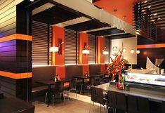 Sushi Bar Design Ideas Extraordinary Inspiration Of
