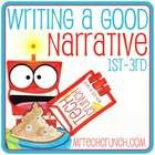 Writing can stink! Especially when you have to write a narrative. Students find narratives difficult because it relies heavily on the author to cre...