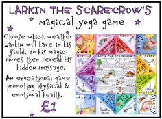 Printable Folding Yoga Game to Download and Play Now!