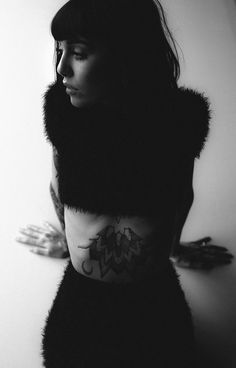 Photograph of Hannah Pixie Snowdon by Adam Elmakias