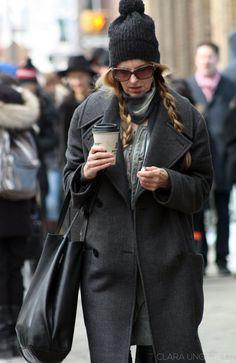 On the streets... in NYC | © Clara Ungaretti