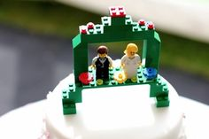 Lego cake toppers! Perfect as I make lego jewellery!