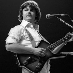 Singer Steve Miller of the Steve Miller Band.